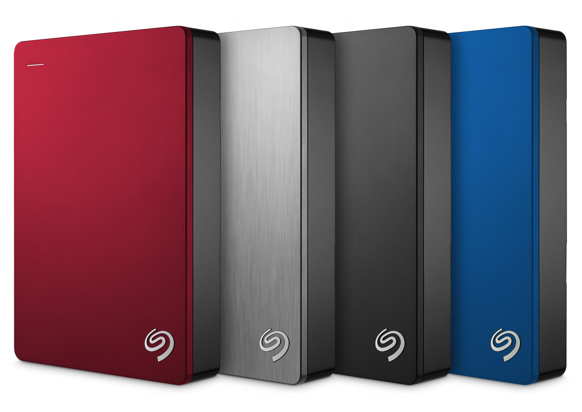 Seagate Backup Plus Portable 5TB
