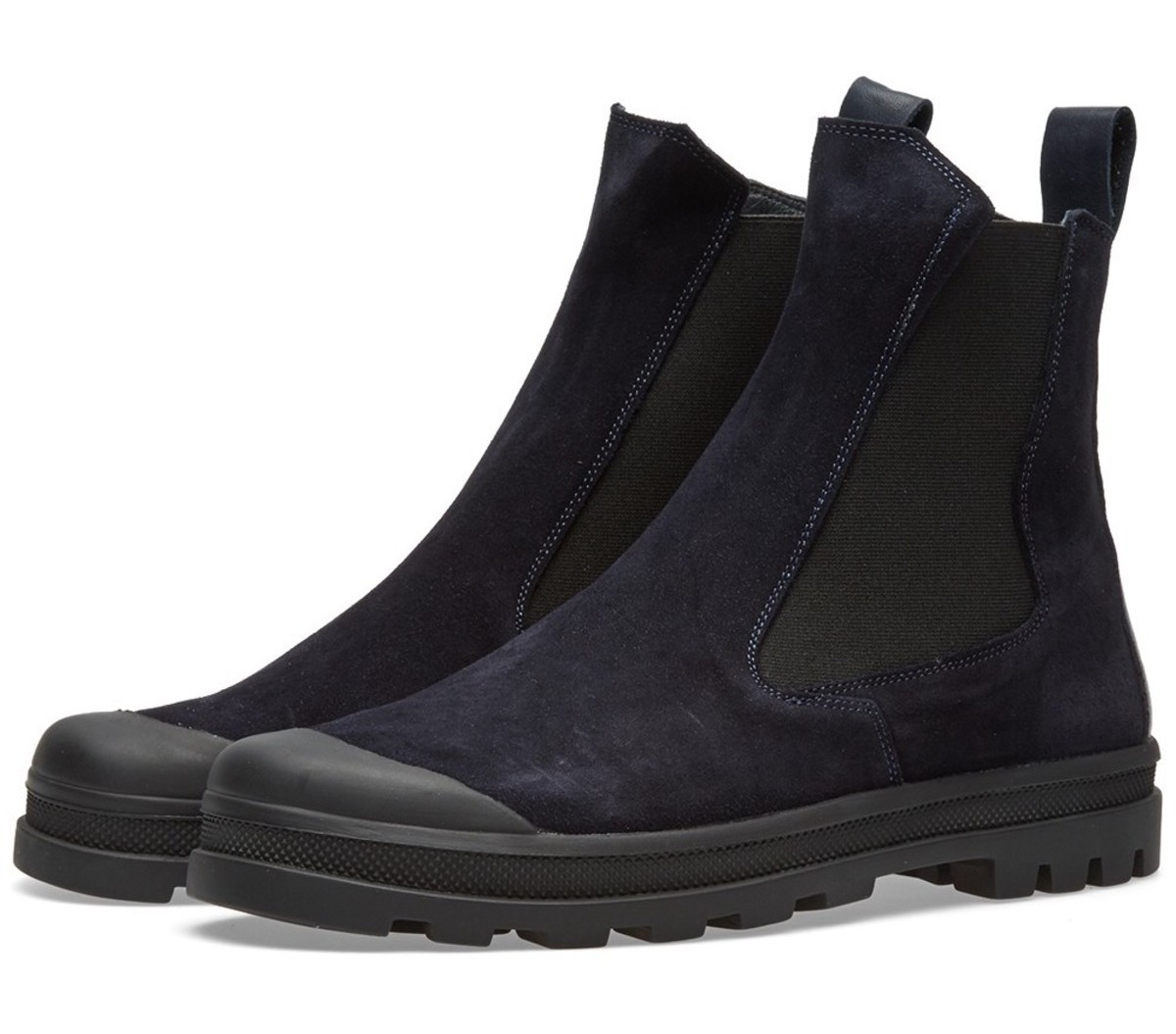 Stone Island Shadow Project Commando Chelsea Boot
