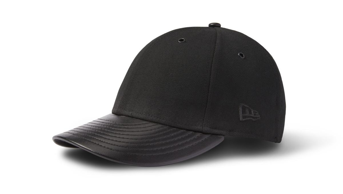 Killspencer New Era Leather Wool Cap