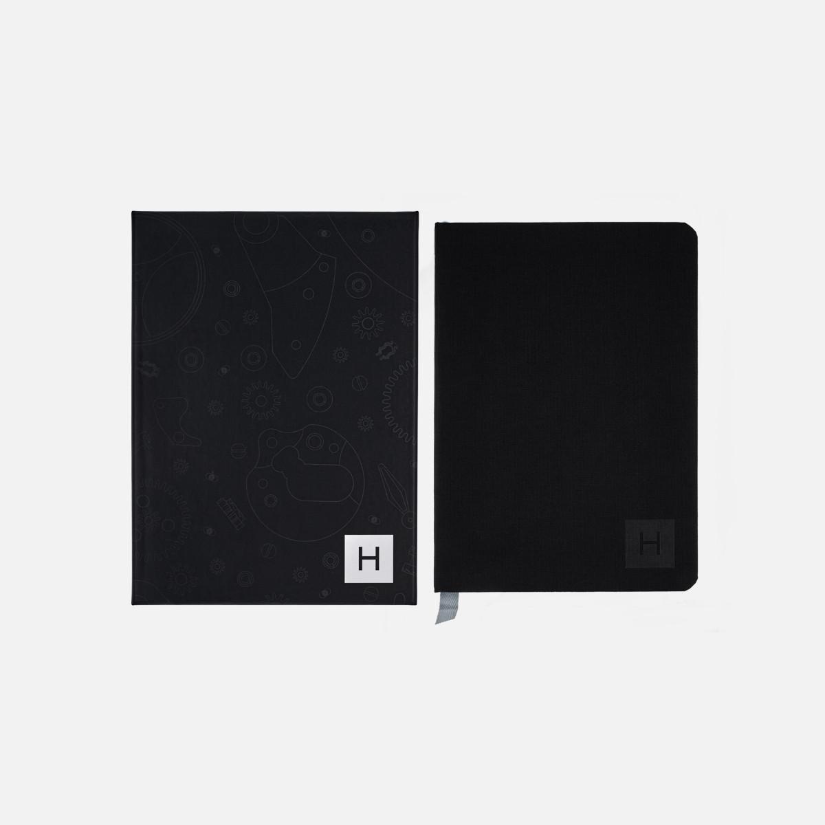 Hodinkee Notebook Flat