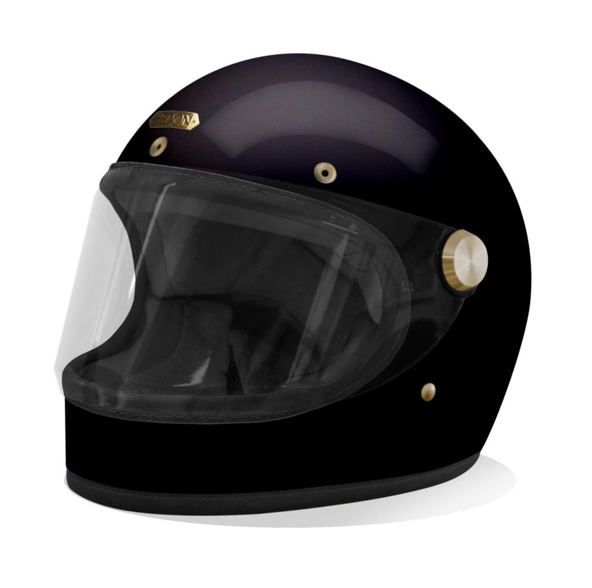 Heroine Racer Black Profile