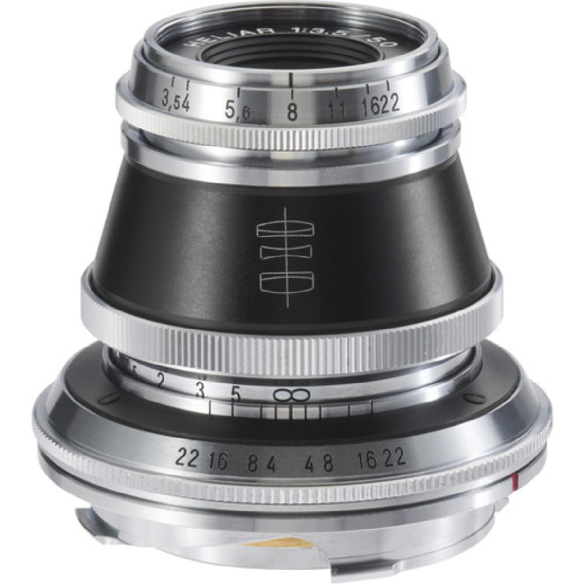 Voigtlander Helliar 50mm F/3.5