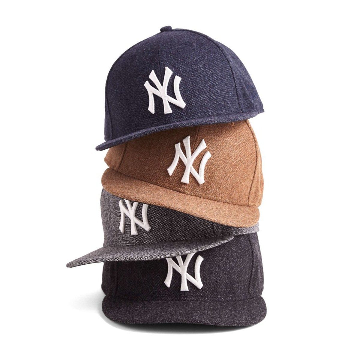 Todd Snyder Yankees Caps