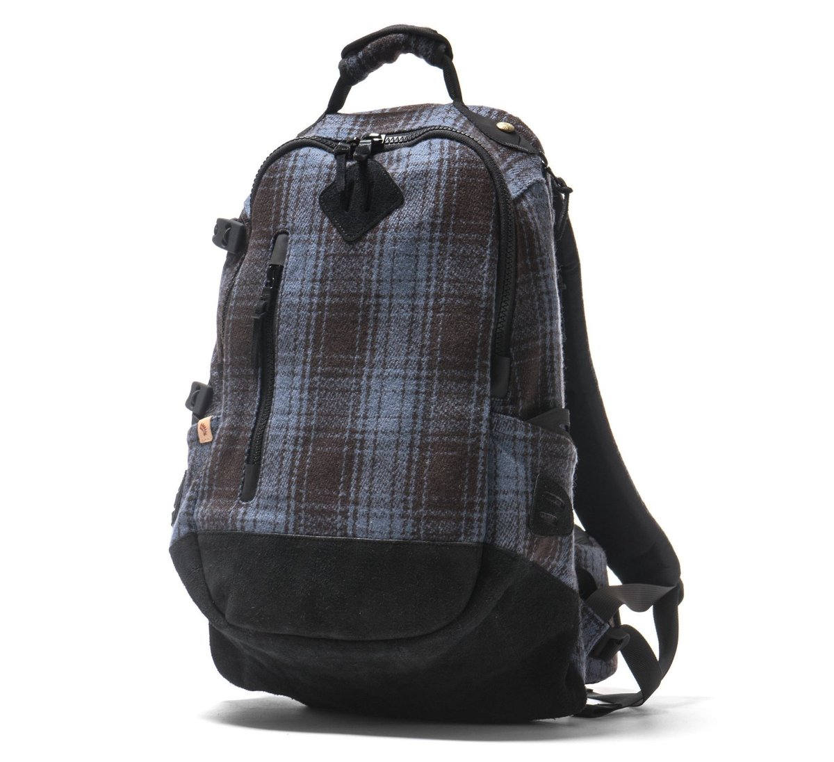 Visvim 20L Buffalo Check