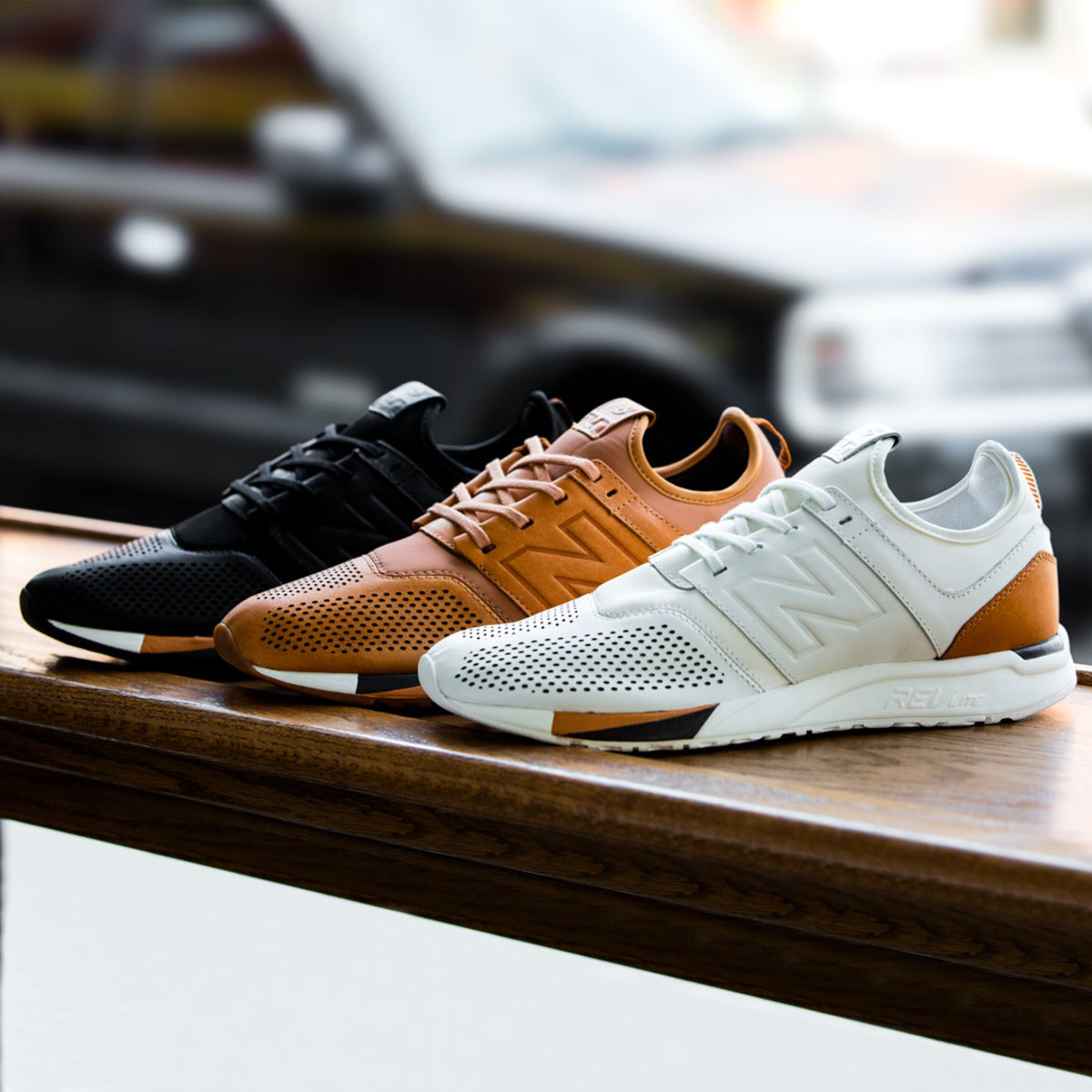 New Balance Luxury All Colors