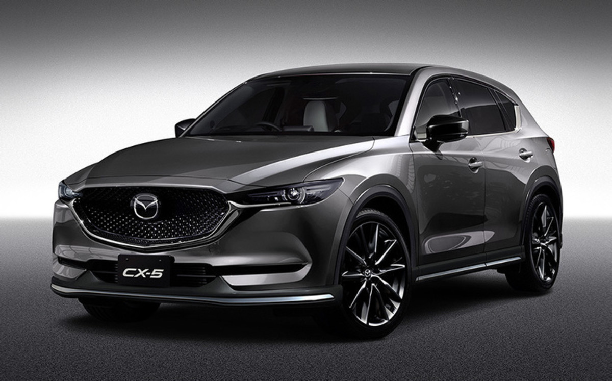 Mazda Japan S Cx 5 Takes On The Europeans With The