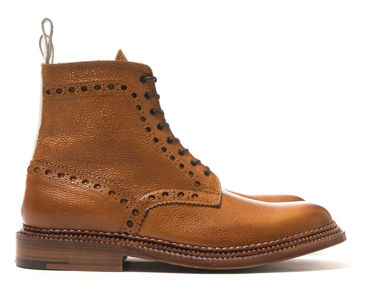Neighborhood x Grenson Brogue Boots