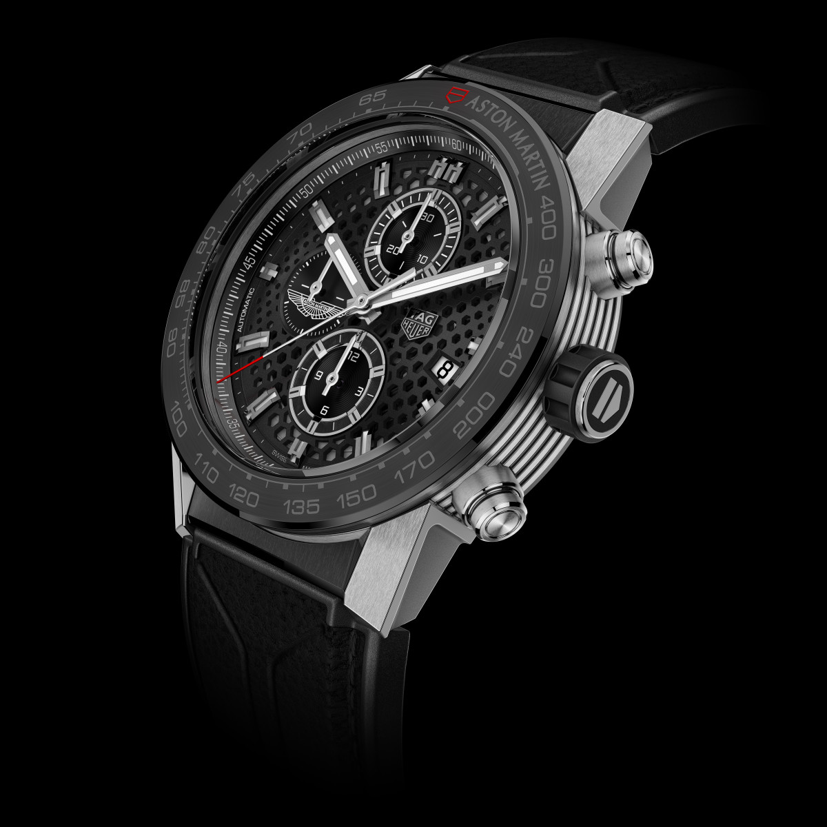 Tag Heuer Announces Its Official Partnership With Aston