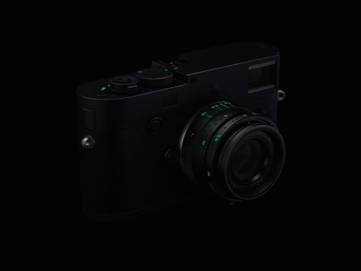 Leica x Marcus Wainwright M Monochrom Stealth Edition