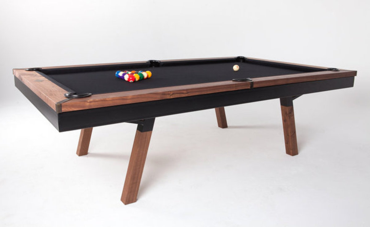 Sean Woolsey Pool Table