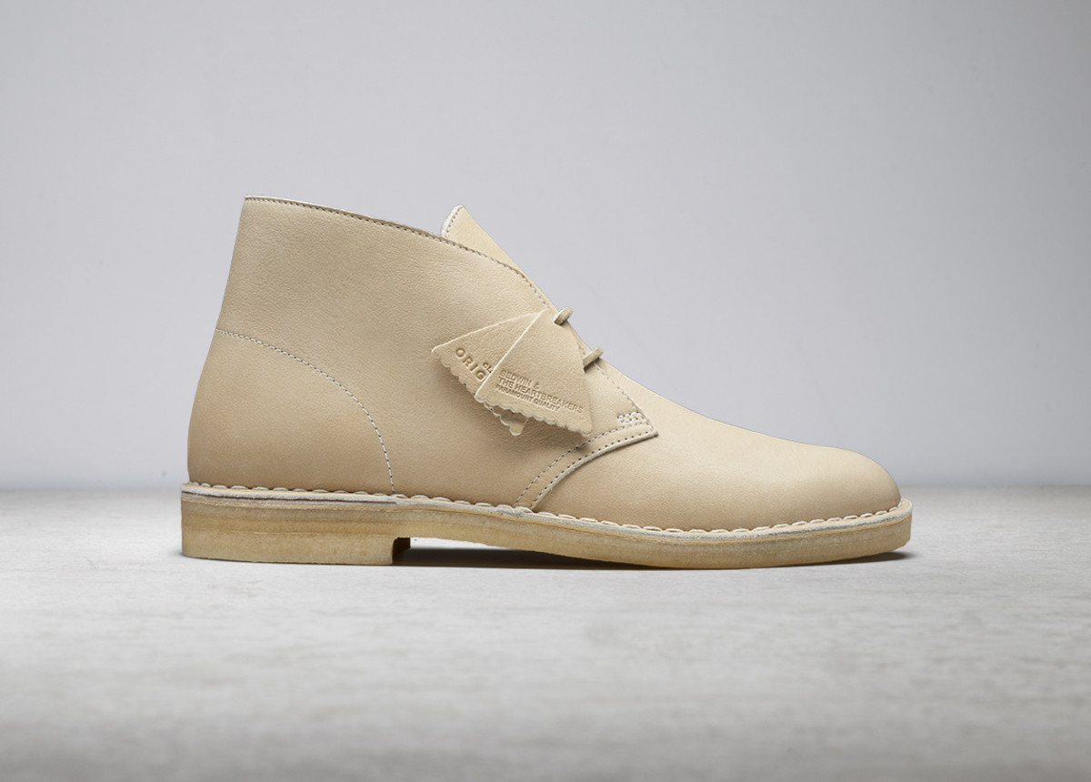 Clarks x Bedwin & The Heartbreakers Desert Boot