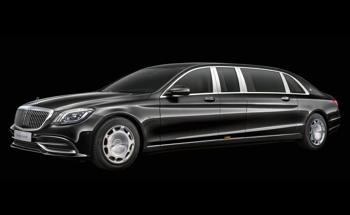 Mercedes-Benz Maybach Pullman
