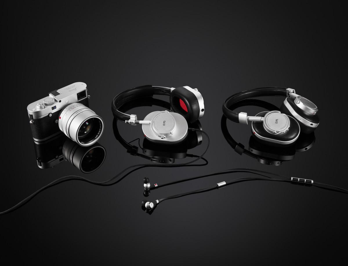 Master & Dynamic Leica Silver Edition