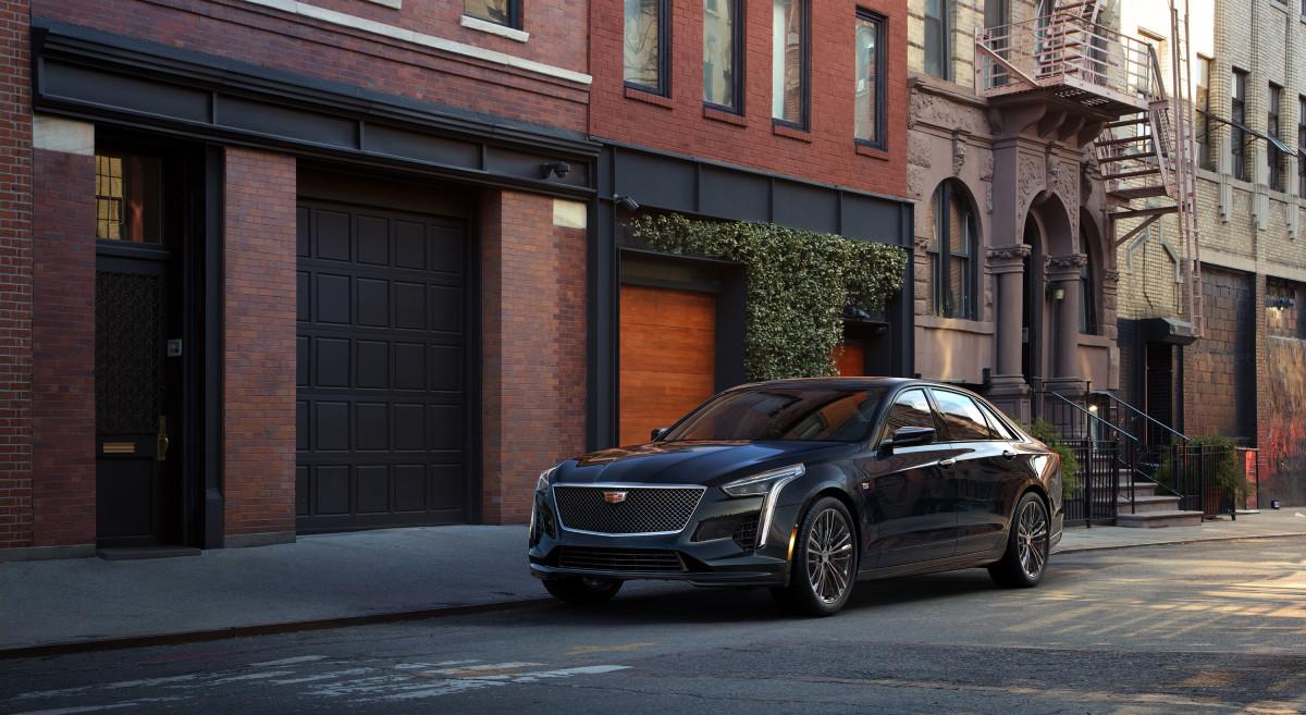 Cadillac CT6 V-Sport
