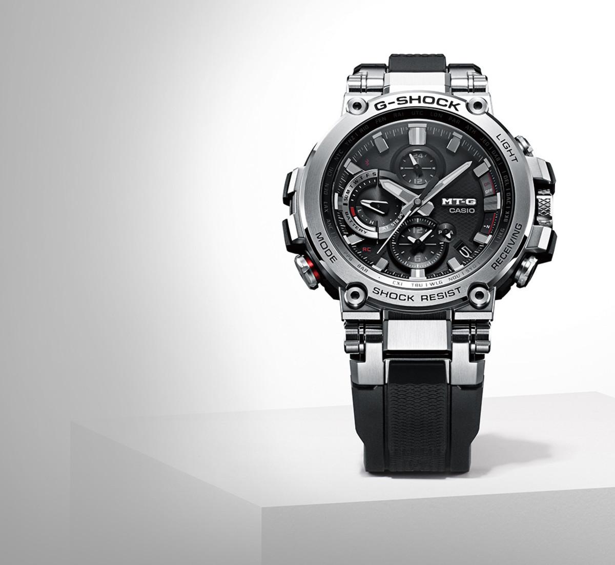 Casio G-Shock MTG-B1000