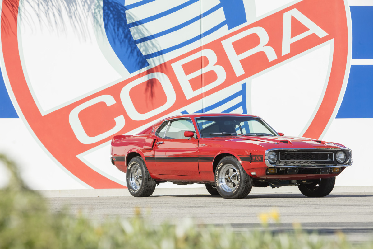 Bonhams Caroll Shelby Collection