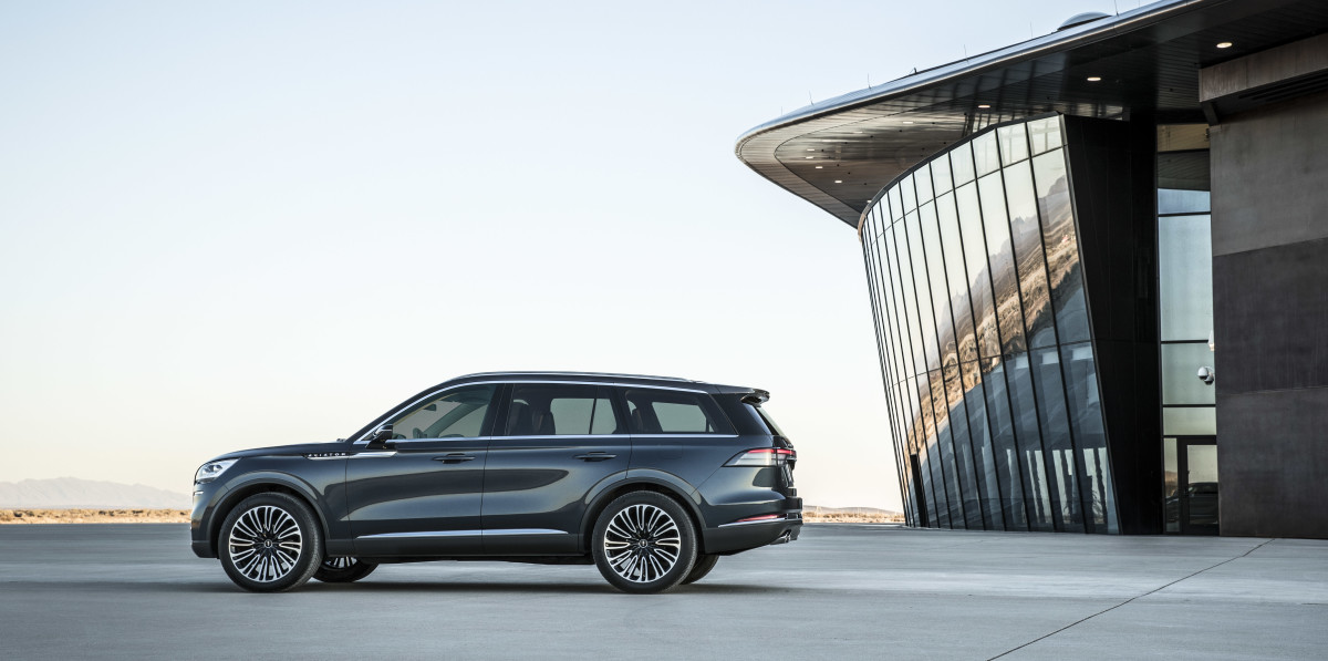 Lincoln Aviator Production Preview