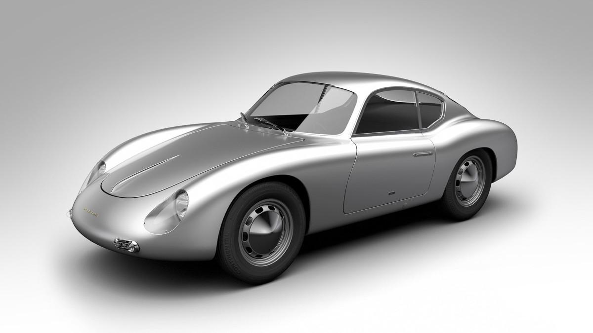 Porsche 356 Zagato
