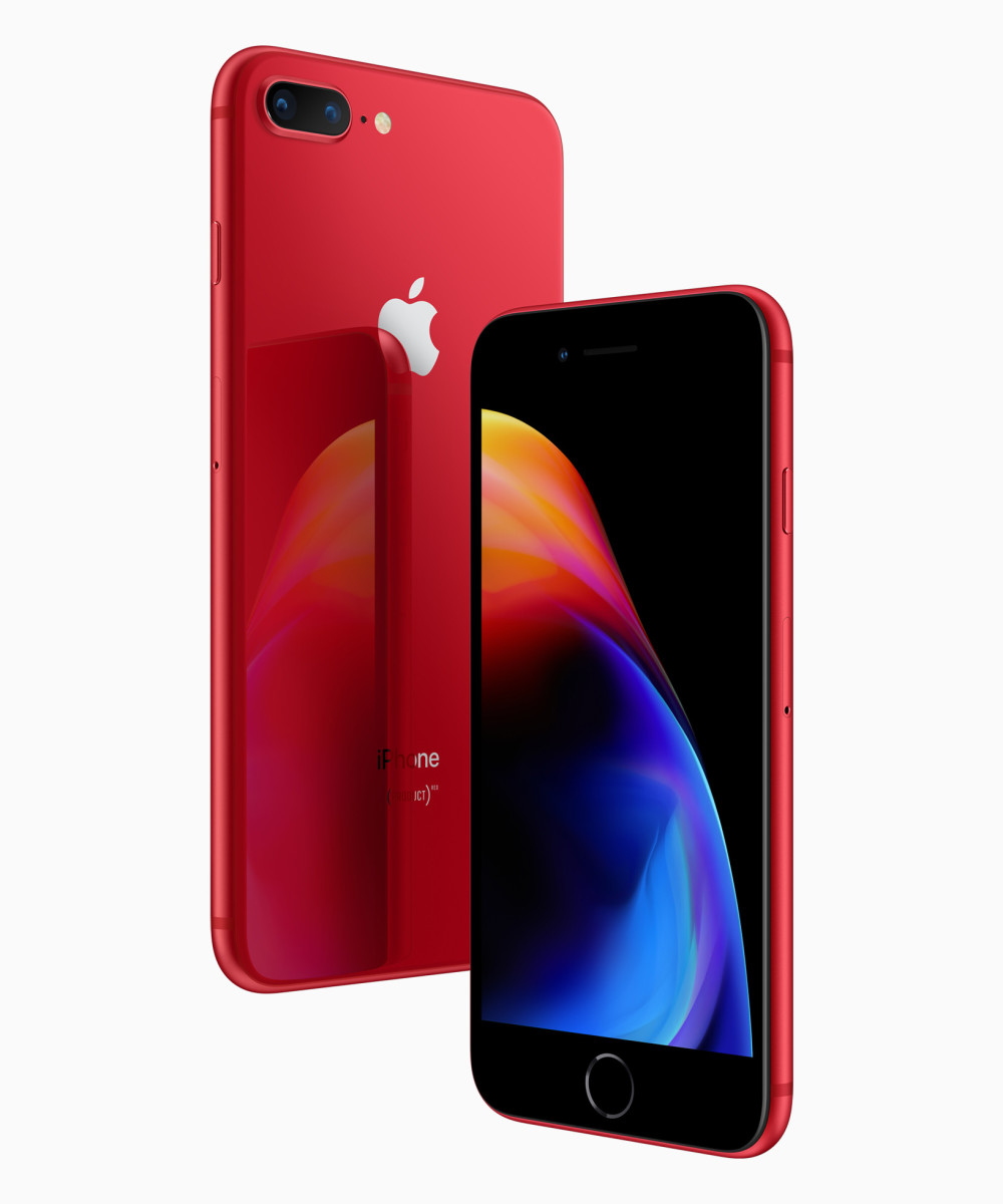 Apple iPhone 8 Project Red Edition
