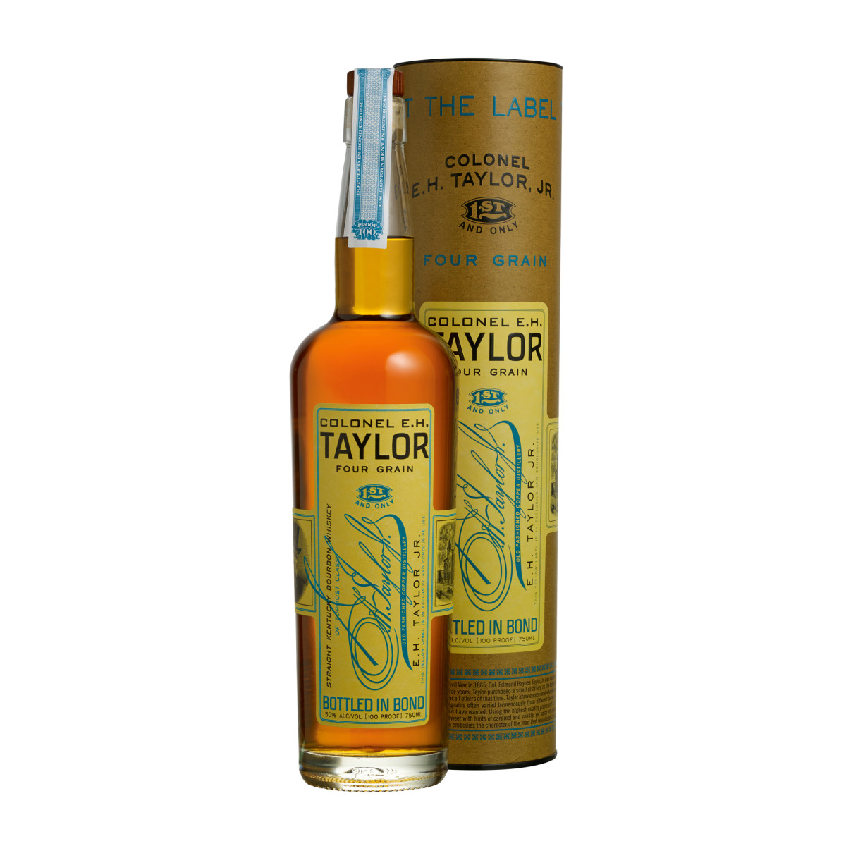Colonel E.H. Taylor, Jr. Four Grain Bourbon Whiskey