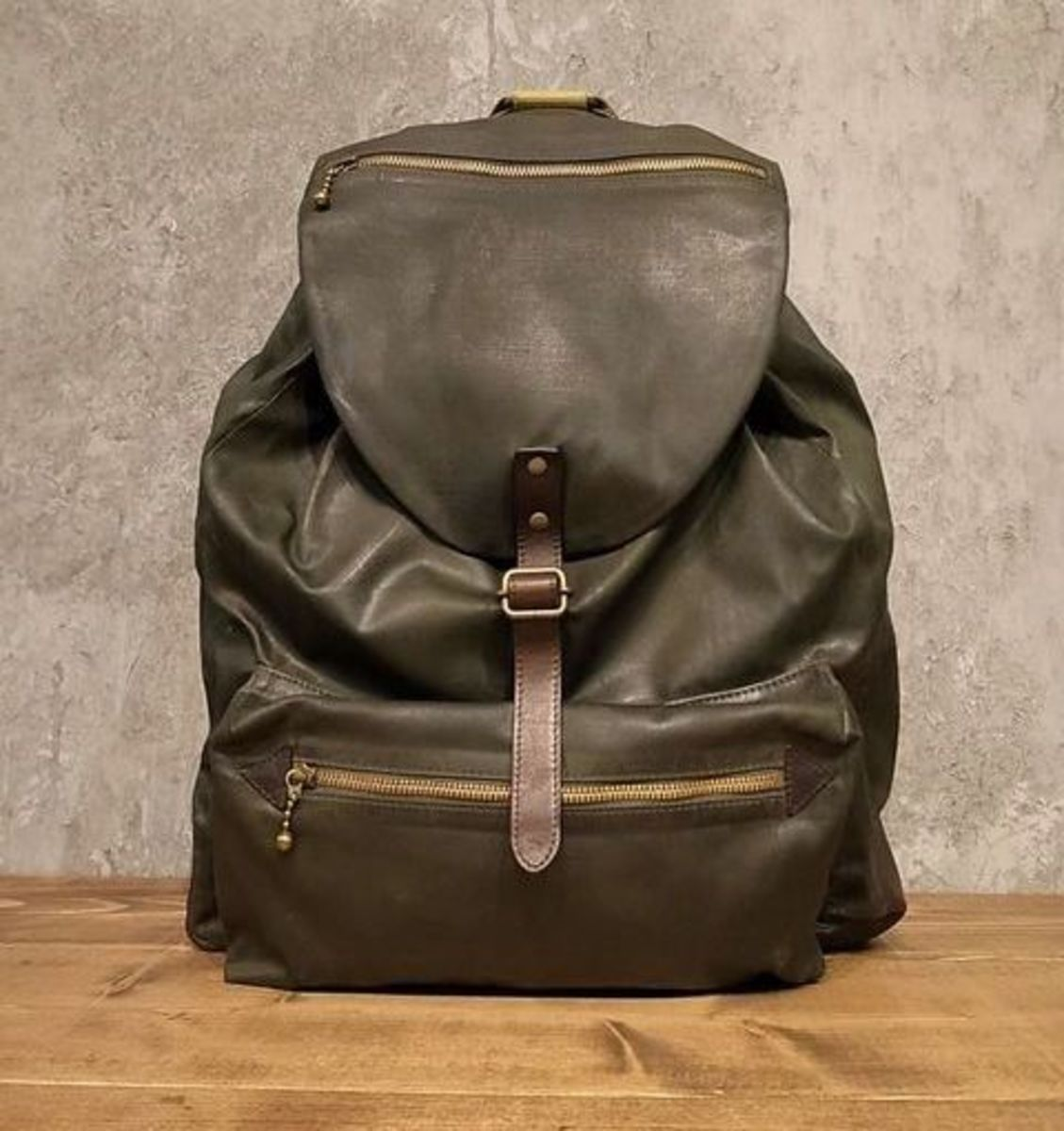 Addict Clothes Japan Vintage-style Backpack