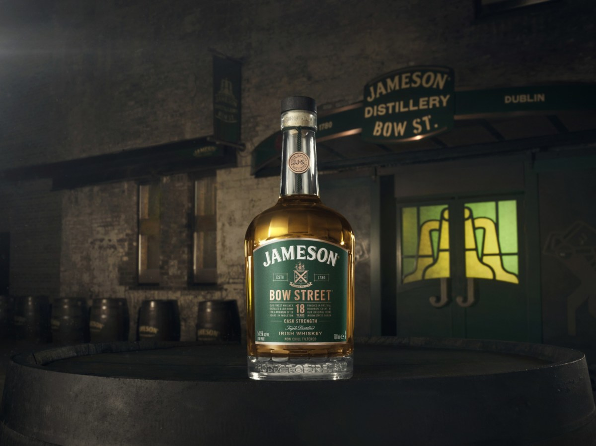 Jameson Bow Street 18