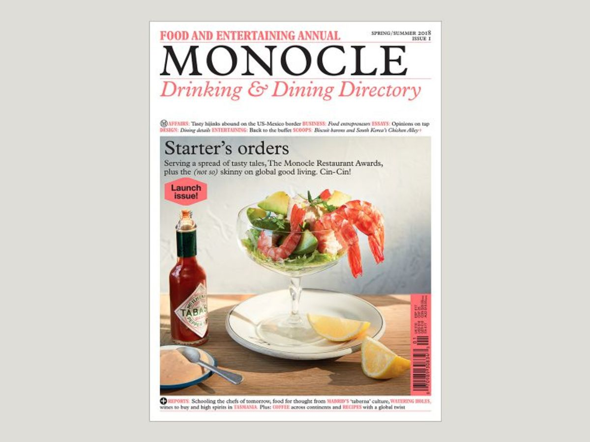 Monocle Drinking & Dining Directory