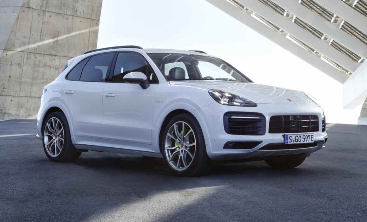 Porsche Cayenne Plug-in Hybrid