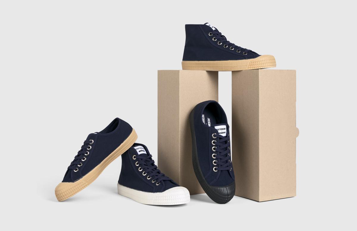 Stutterheim x Novesta Sneakers
