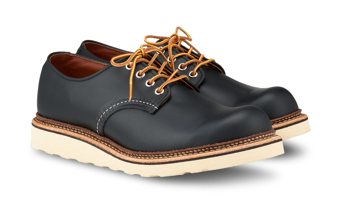 Red Wing Heritage Work Oxford