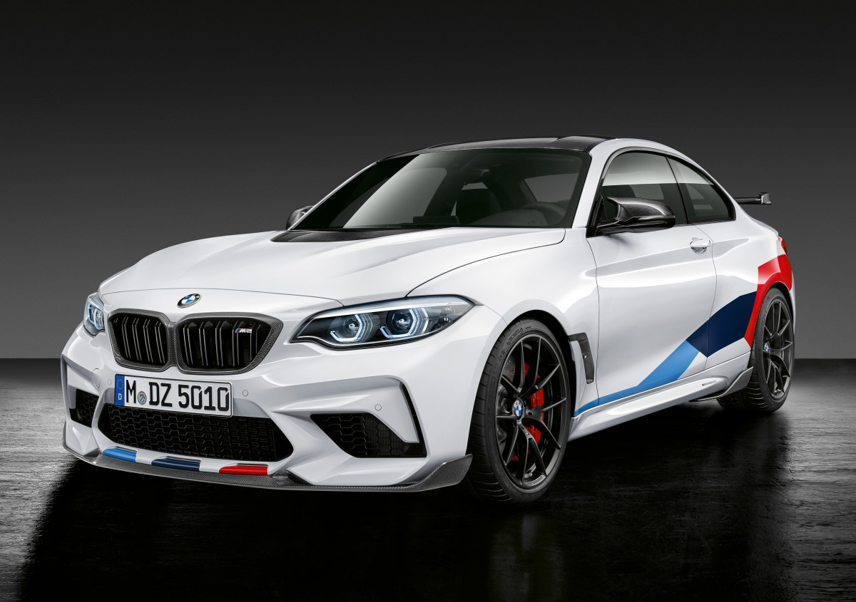 BMW M2 Coupe Competition Performance Parts