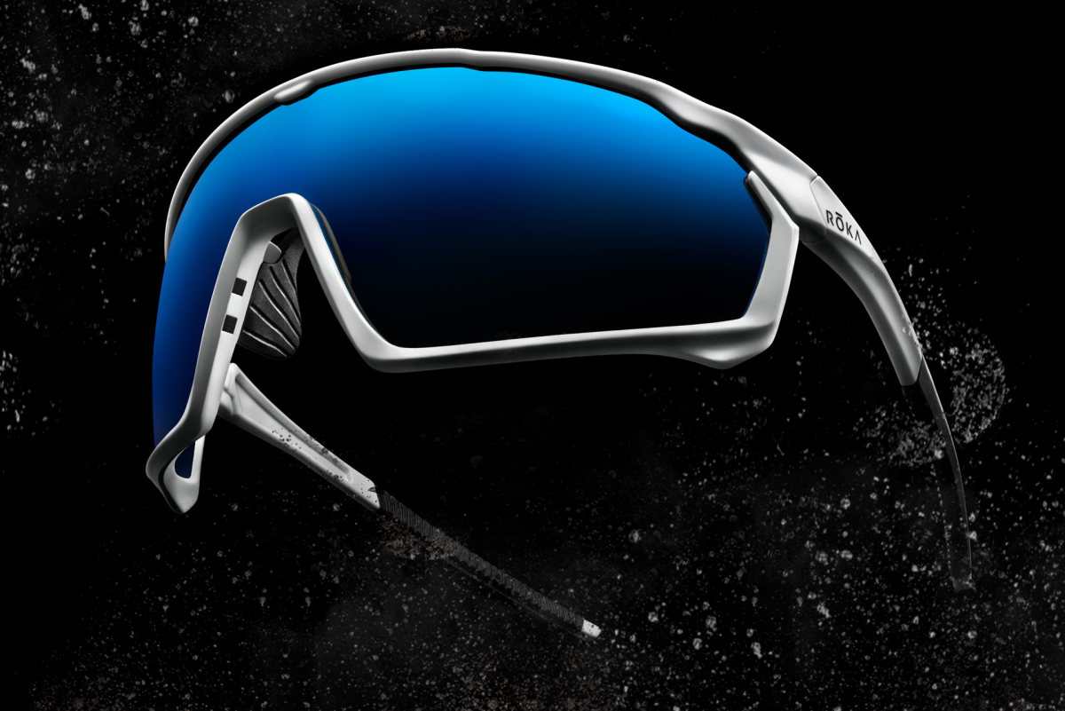 Roka Previews The Lightest Full Frame Sport Sunglass Acquire