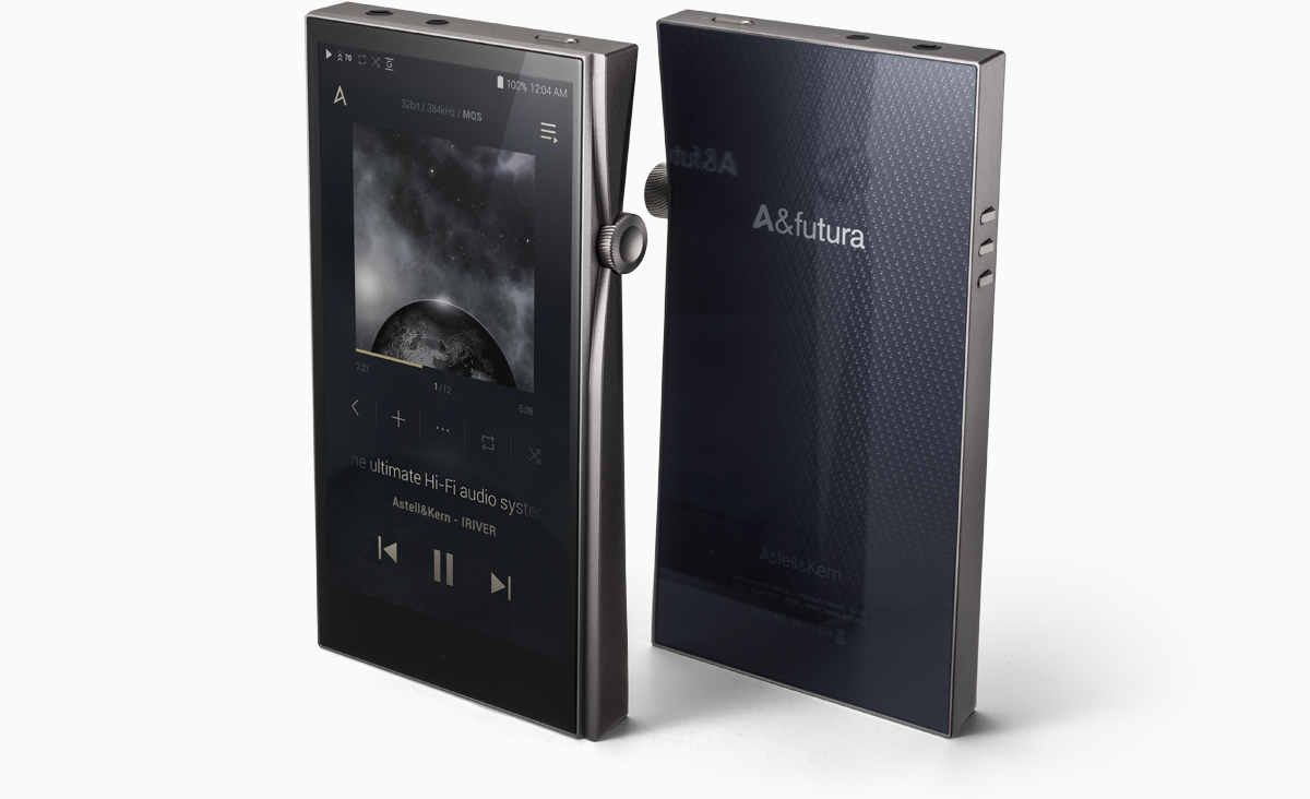 Astell&Kern Hi-Fi Players