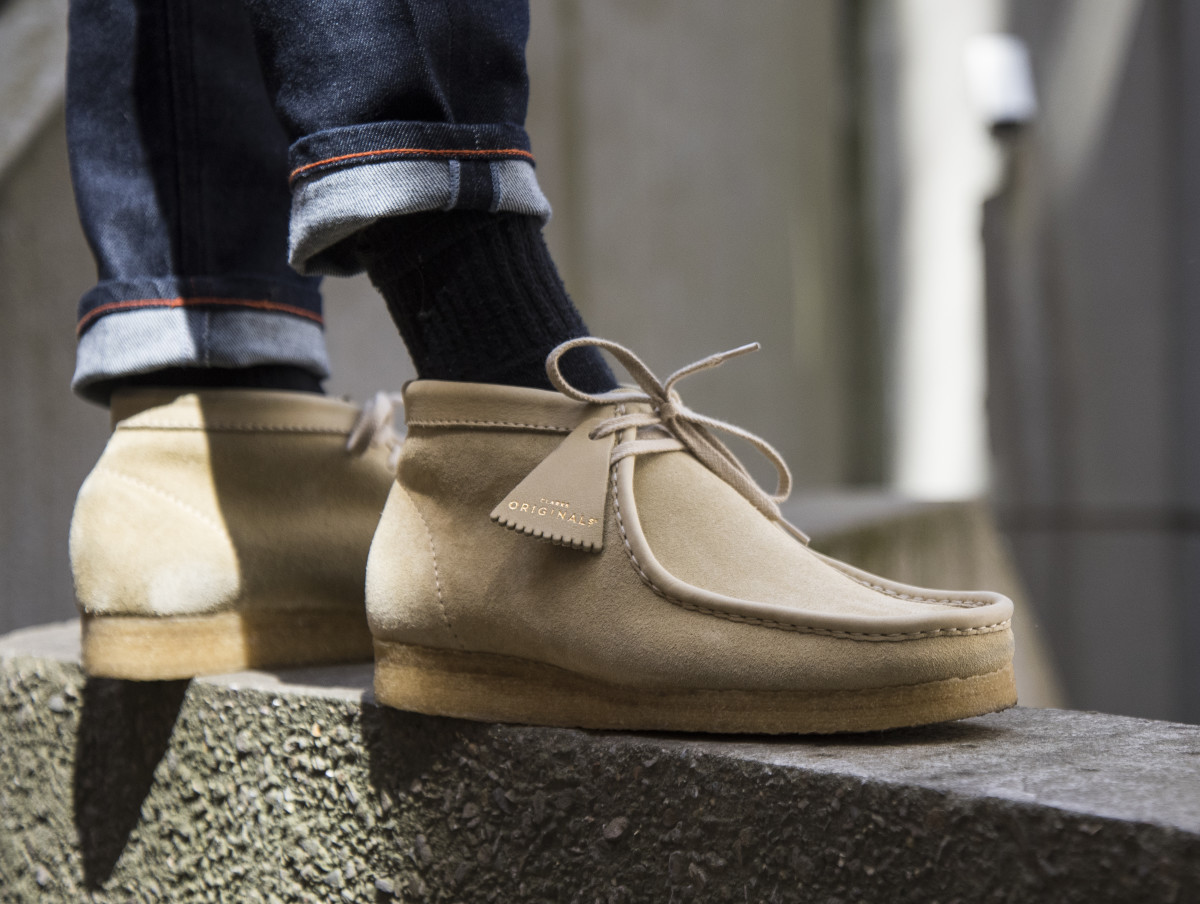 Clarks Launches Its Handmade Made In Italy Wallabee