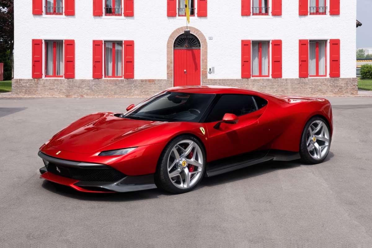Ferrari SP28