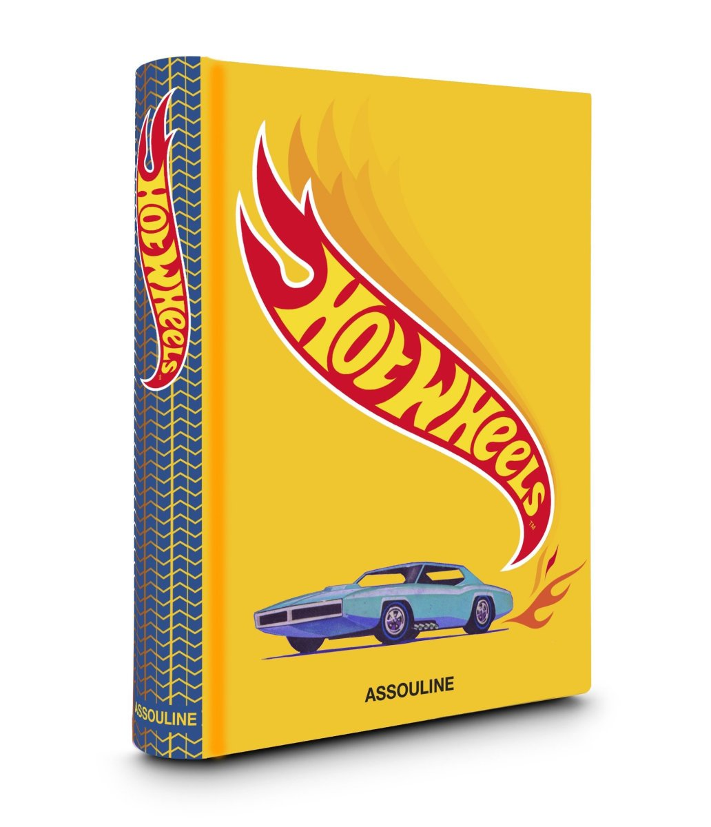 Hot Wheels by Assouline