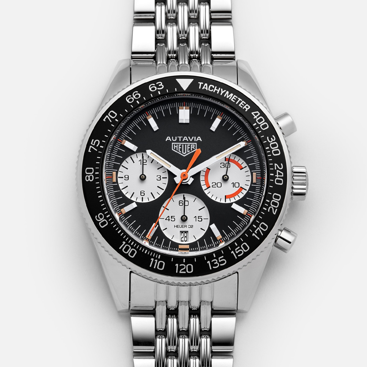 Autavia Calibre Heuer 02 For HODINKEE