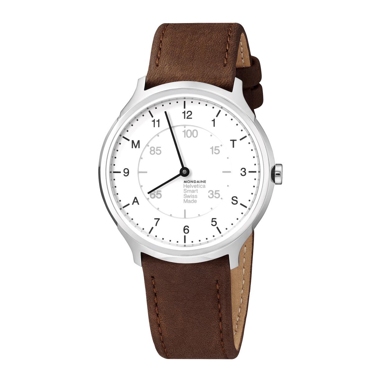Mondaine Helvetica 1 Regular Smartwatch