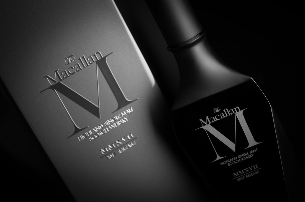 The Macallan M Black