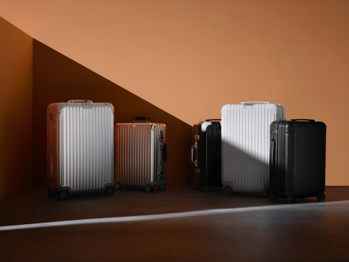 Rimowa 2018 Collection