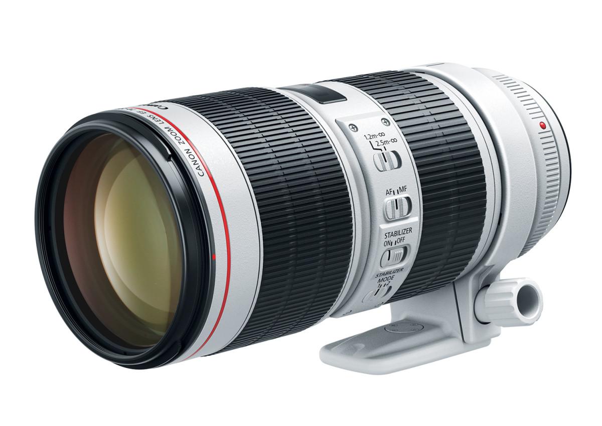 Canon 70-200mm 2018