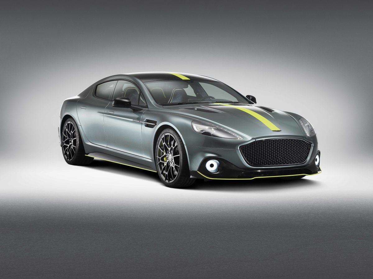 Aston Martin Rapide AMR Production Model