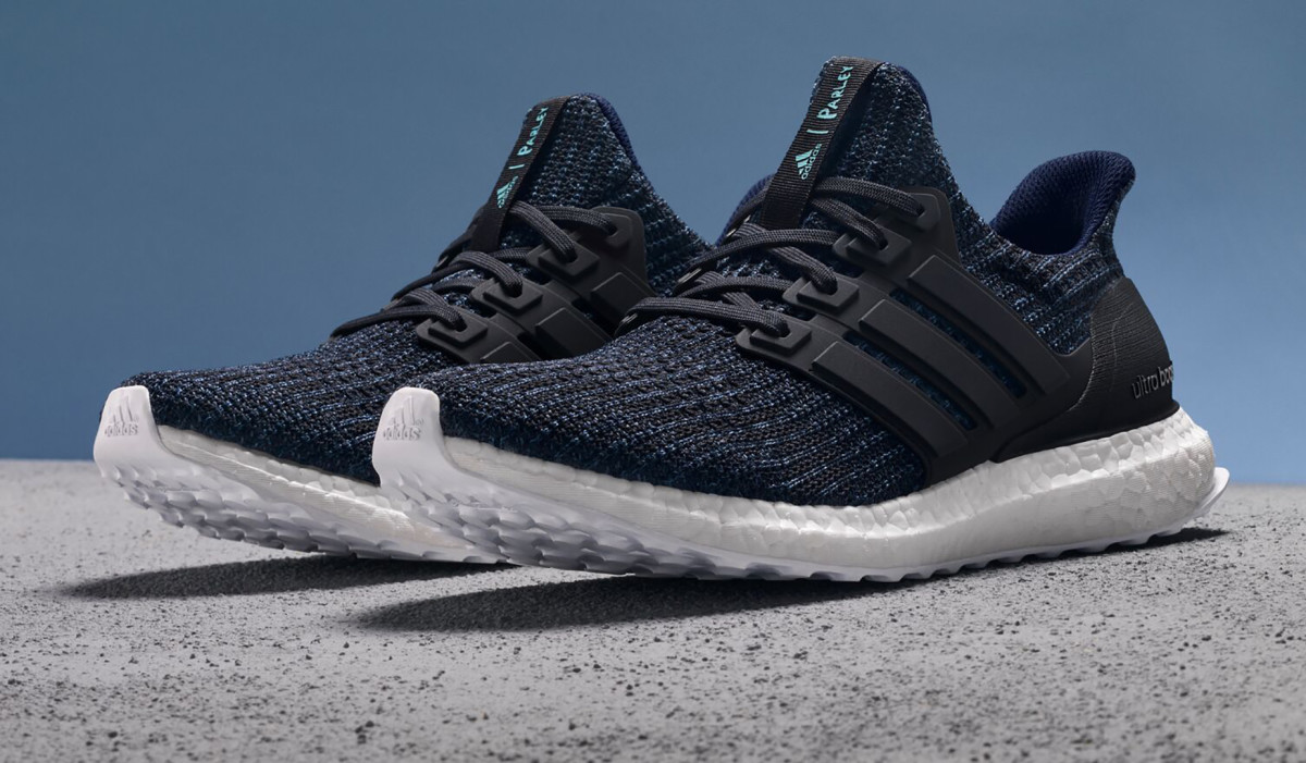 a7c8abee74c40 adidas and Parley release a new Deep Ocean Blue colorway for the UltraBoost