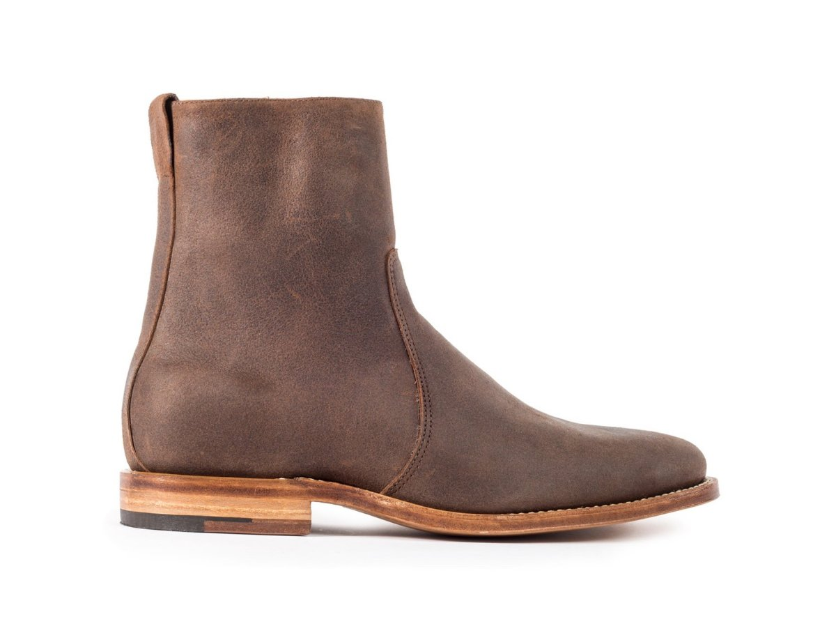 Viberg Side Zip Boot