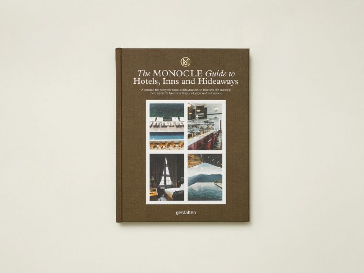 Monocle Guide to Hotels. Inns and Hideaways