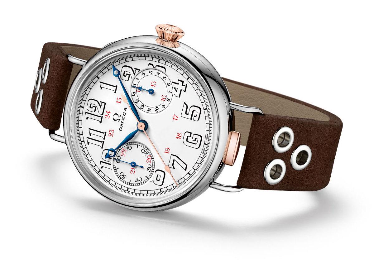 Omega Wrist-Chronograph
