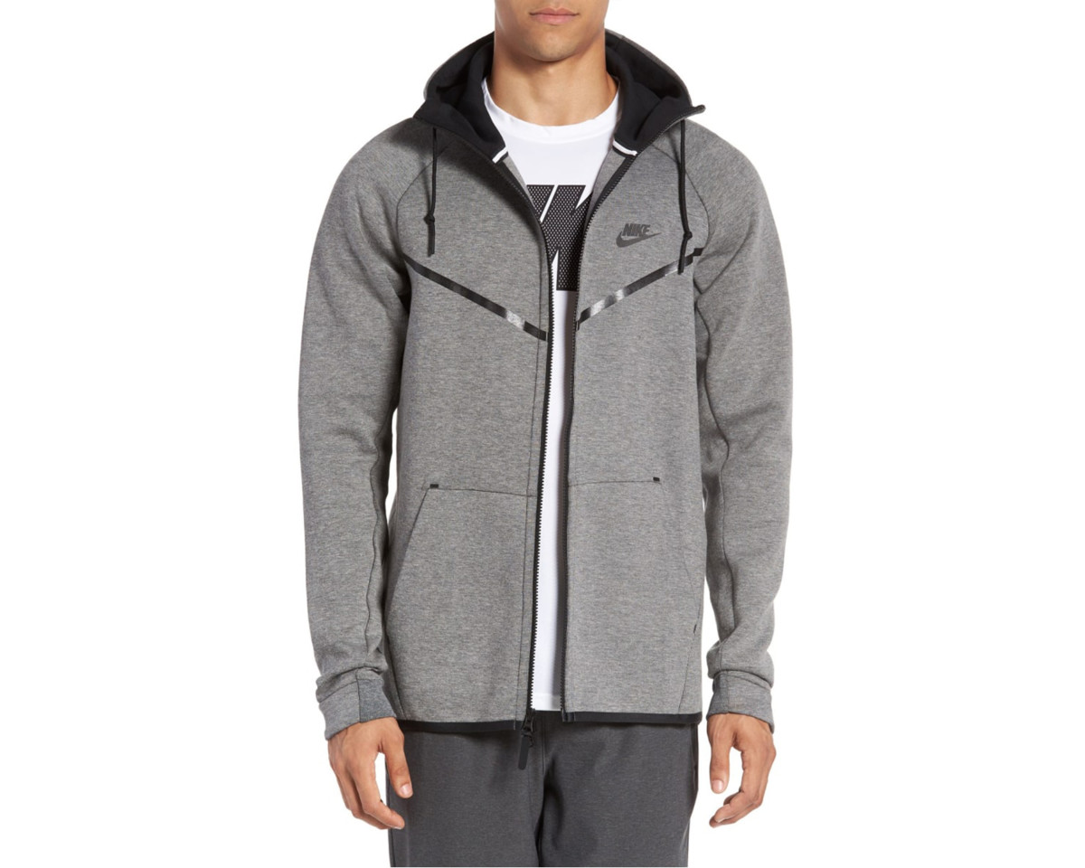 Nike Tech Fleece Windrunner ($96).