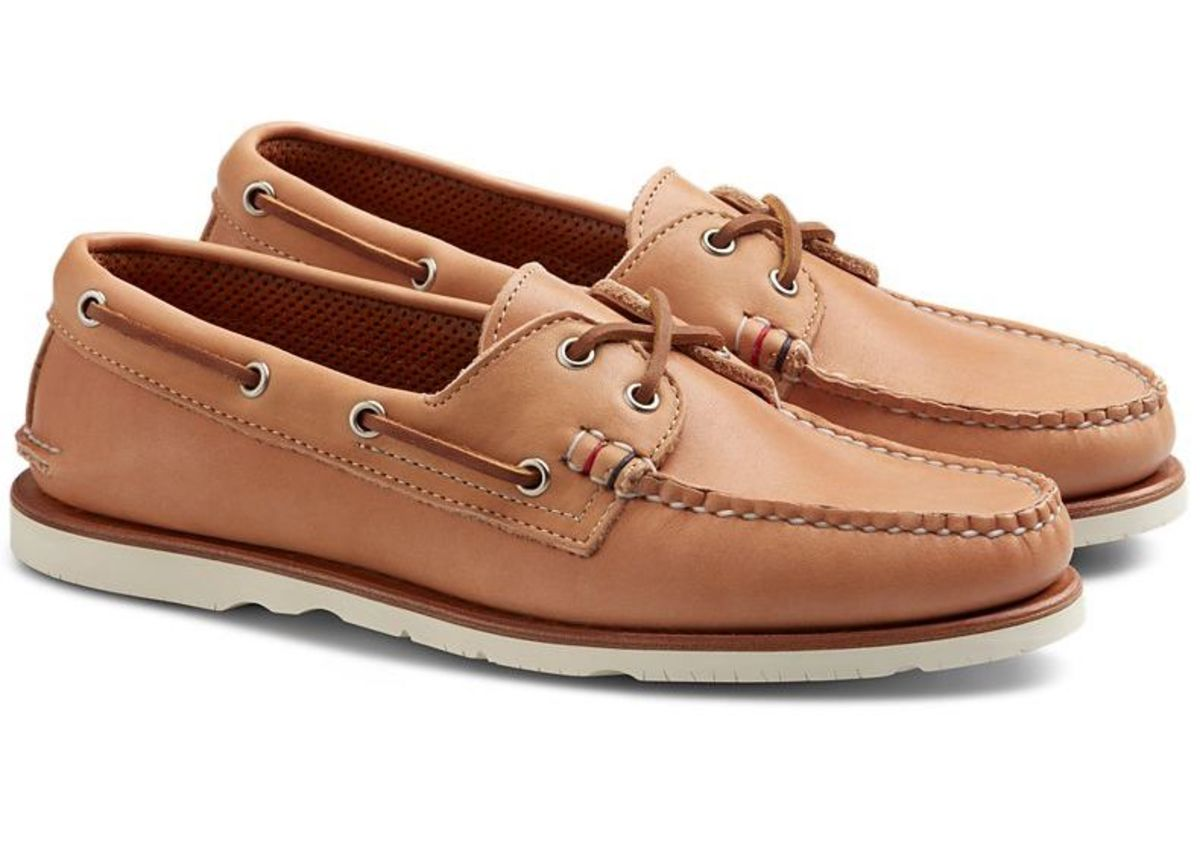 Sperry Gold Cup Handcrafted in Maine Boat Shoe