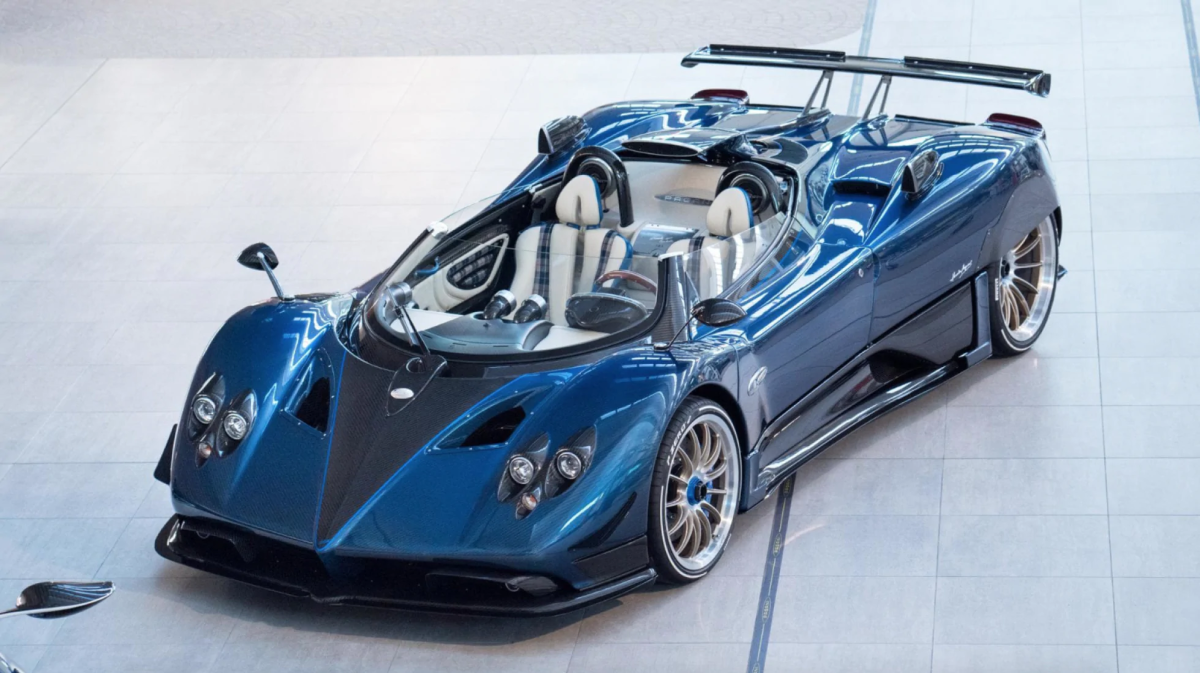 Pagani HP Barchetta