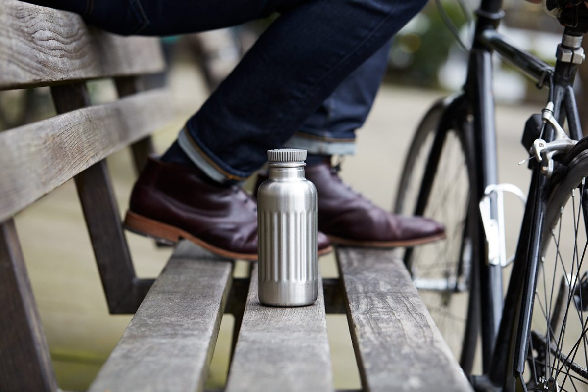 Coloral brings back a classic water bottle design from the '40s and '50s